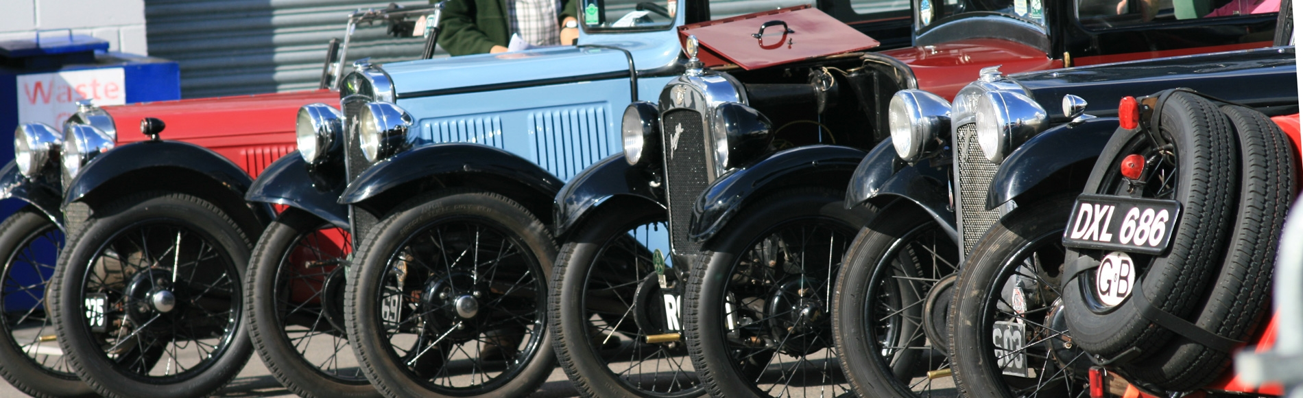 Austin 7 Regulations