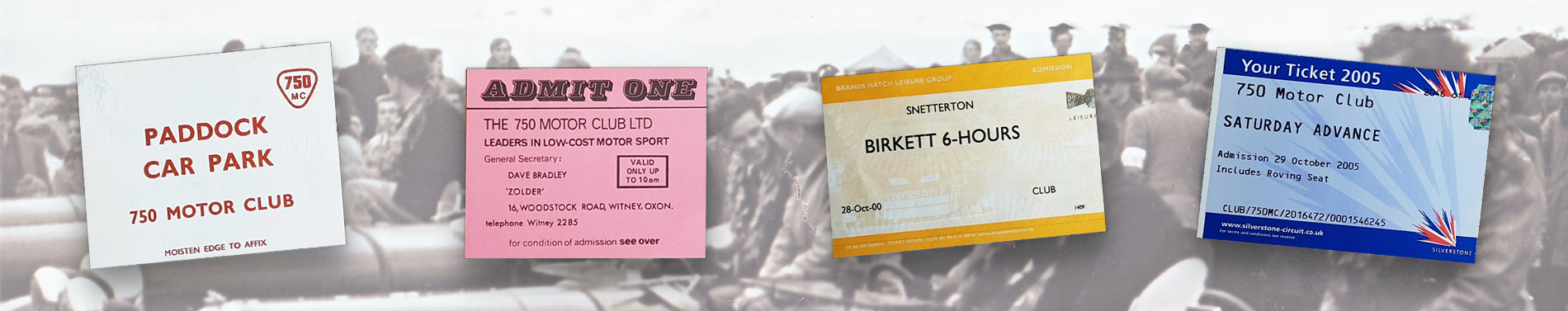 Birkett Ticket Banner