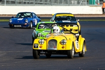 750 Motor Club - Birkett Relay | Silverstone 2014