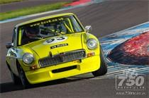 Thoroughbred Sports Cars at Donington Park National 2015