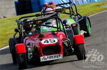 750 Locost at Donington Park National 2015