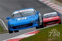 750 MOTOR CLUB – Millers Oils MR2 Championship racing at Brands Hatch 2015