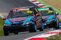 750 MOTOR CLUB – Demon Tweeks / Yokohama Stock Hatch Championship racing at Brands Hatch 2015