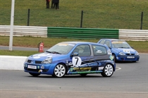 2 wins for Fincham in his new Clio 182