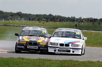 BMW Compact Cup - there wasn't much between Roberts and Voyce