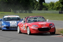 Roadsports - Locost champ Comber now has an MX5