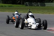 Formula Vee -  Dan Pickford won race 2