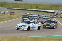 BMW Compact Cup - Roberts won by some margin