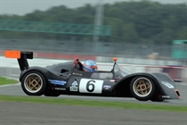 Bill Cowley's lovingly prepared 750 Formula car