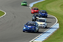 Six Clio 182 Series cars show the potential for 2014's new Formula.