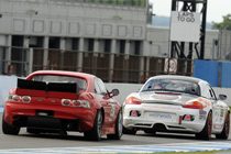 Roadsports fight for the lead