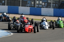 Formula Vee - more great racing action