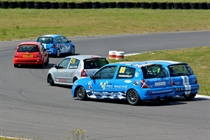 Clio 182's @ Anglesey 2014