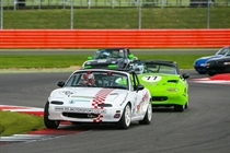 5 Club Mazda @ Silverstone International 2014