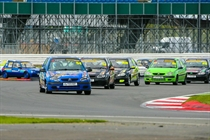 Stock Hatch @ Silverstone International 2014