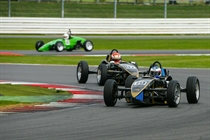 Formula Vee @ Silverstone International 2014
