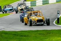 Locost @ Cadwell Park 2014